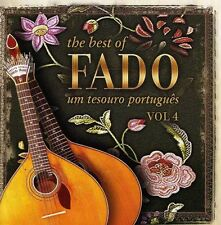 Best Of Fado: Um Tesouro 4 (2006, CD NEUF)