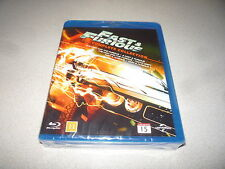FAST & FURIOUS BLU-RAY THE COMPLETE COLLECTION BOX SET NEW AND SEALED