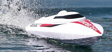 React 17 Self-Righting Brushed Deep-V RTR RC Boat 19+ MPH (Watch Video)