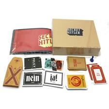 Secret Hitlers Board Game Card Game Party Game & Porker Cards English Version