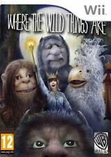 WHERE THE WILD THINGS ARE THE VIDEO GAME Wii