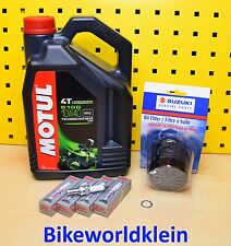 Suzuki GSX 1300 R Hayabusa 08-16 Service kit Wartungs kit Inspektion s set Paket