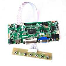 M.NT68676.2 HDMI DVI VGA AUDIO LCD/LED Controller Driver Board DIY Monitor