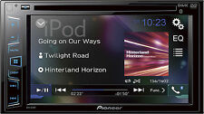 "Open-Box: Pioneer - 6.2"" - Built-in Bluetooth - In-Dash CD/DVD/DM Receiver - ..."