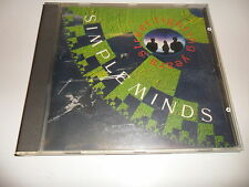 Cd   Simple Minds  ‎– Street Fighting Years