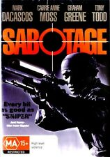 SABOTAGE - MARK DACASCOS - NEW DVD
