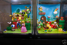 Mario Figuarts Complete Collection - Bowser Toad Princess Peach Luigi Yoshi