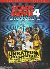 Scary Movie 4   -NIB..