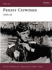 OSPREY PANZER CREWMAN 1939-45 BOOK #46 WARRIOR SERIES MINT!