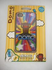 DOMO iPHONE CASE FOR iPHONE 4 - 4S ANIMATED PROTECTIVE COVER NEW IN PACKAGE