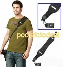 CADEN Camera Quick Rapid Shoulder Neck Strap Belt for Canon Nikon Sony olympus