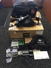 SONY PMW-EX3 HD CAMERA KIT with LOTS OF EXTRAS 102 HOURS!