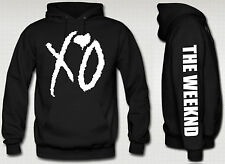 XO The Weeknd Hoodie OVOXO Hip Hop RAP Music Logic J Cole Taylor Gang Sweatshirt