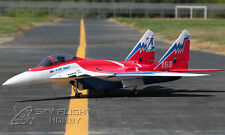 SkyFlight LX 59.6in MIG29 RC KIT Model Plane Twin 70MM EDF W/O ESC Motor Servo