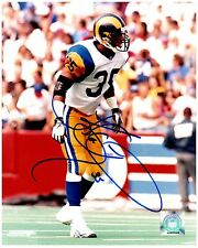 "St. Louis Rams KEITH LYLE Signed Autographed 8x10 ""Greatest Show on Turf"" E"