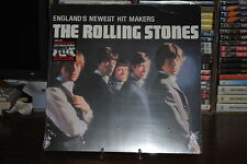 "THE ROLLING STONES ENGLAND'S NEWEST HIT MAKERS LP 33 GIRI 12""  SEALED!!!"