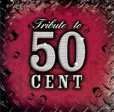 Tribute to 50 Cent Various Artists MUSIC CD