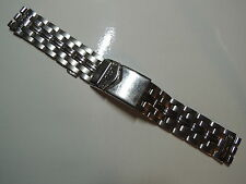 Authentic 17mm Swatch Swiss Stainless Steel Watch Band