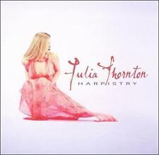 HARPISTRY CD BY JULIA THORTON - Import - Roxy Music