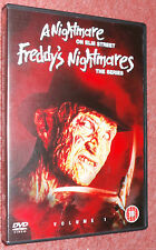 Freddy's Nightmares TV Series Season Vol. 1 (Nightmare on Elm Street) UK DVD