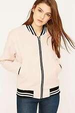 Urban Outfitters Renewal Vintage Surplus Wool Bomber Jacket - Pink - S - RRP £55