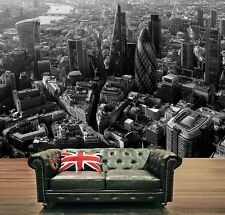 Gigante Mural de Pared Foto Wallpaper Londres Skyline Cityscape Hogar Decoración Arte 335x236