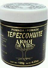 Tepezcohuite Tree Pomade Cream Arbol de Vida (120g) Free shipping!!
