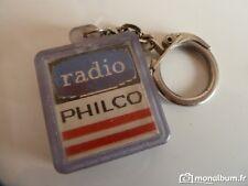 Porte-clés VISIOMATIC : RADIO PHILCO - ♠♠♠