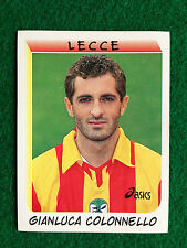 CALCIATORI 2000 1999-00 n 176 LECCE COLONNELLO , Figurina Panini NEW