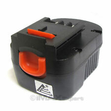 NEW 12V 3000mAh Ni-Mh Replacement Battery for Black & Decker HPB12 FSB12 FS120B