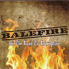 BALEFIRE – ON THE ROAD TO REDEMPTION MCD infa riot punk