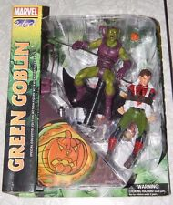 GREEN GOBLIN VS SPIDERMAN FIGURE MARVEL DIAMOND SELECT TOYS
