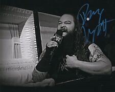 Bray Wyatt Signed Autograph WWE 8x10 Photo Wrestlemania 32 The Undertaker Casket