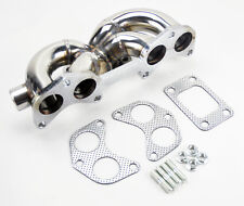 Ford Probe Mazda 626 MX6 88-92 2.2L T3 Stainless Steel Turbo Exhaust Manifold