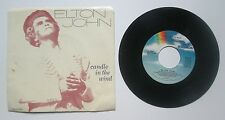 Elton John Candle In The Wind b/w Sorry To Be The Hardest Word 1987 45