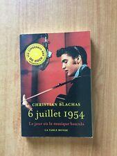 6 JUILLET 1954 LE JOUR OU LA MUSIQUE BASCULA