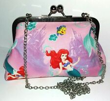 ARIEL DISNEY'S LITTLE MERMAID IN PINK EVENING HANDBAG PROM Last One!