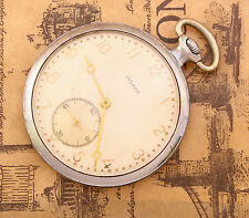1950's Very rare vintage USSR (Soviet, Russian) Iskra (Molnija) pocket watch