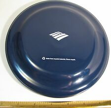 BANK OF AMERICA BLUE MINI PLASTIC FLYING DISC ADVERTISING COLLECTIBLE FREE SHIP