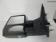 2011-2014 FORD F150 SIGNAL TOWING MIRROR LH DRIVER SIDE LEFT HAND 9L3Z 17683 EC