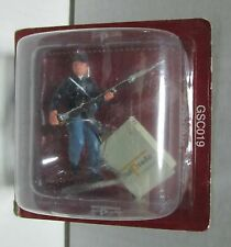 GSC019 - UNION 20TH MAINE VOLUNTEER INFANTRY PRIVATE , WITH RIFLE - DEL PRADO