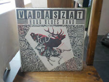 HOBO BLUES BAND VADASZAT VINTAGE 1980 HUNGARIAN ALT ART ROCK DOUBLE VINYL LP