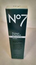 Boots no 7 protect and perfect  advanced Serum 30ml