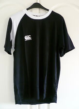 Canterbury of New Zealand Men's Ionx Loose Fit Hot Tee Black Size Small