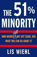 Lis Wiehl - 51 Percent Minority (2004) - Used - Trade Cloth (Hardcover)