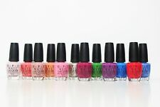 OPI Lacquer Nail Polish New Orleans 2016 Collection Set Of 12