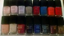 Set (11) COVERGIRL Outlast Stay Brilliant NAIL Gloss POLISH All Different Colors