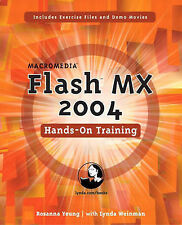 Macromedia Flash MX 2004 Hands on Training (Hands-on Training (H.O.T)), Yeung, R