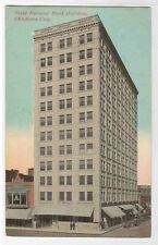 State National Bank Oklahoma City OK 1910c postcard