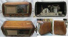 Radio Minerva a valvole modello 505/4 Milano vintage Philips Telefunken Phonola
